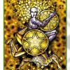 four-pentacles